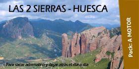 LAS 2 SIERRAS (HUESCA) 21 y 22 de marzo de 2015