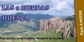 LAS 2 SIERRAS (HUESCA) del 17 al 19 de mayo de 2019