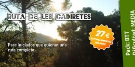BTT – RCB04 RUTA DE LES CADIRETES