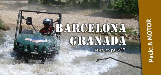 A MOTOR – RL05 BARCELONA – GRANADA
