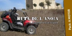 A MOTOR – RC05 RUTA DE L'ANOIA