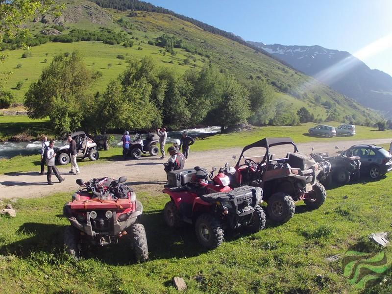 VALLE DE ARAN 5-6-7 DE JULIO 2013