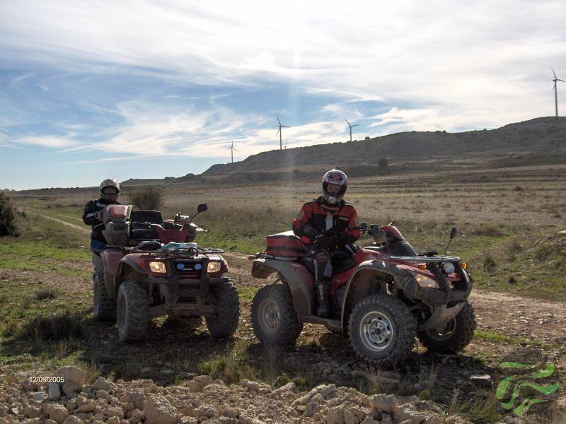 Ruta por los lugares de Huesca 2005