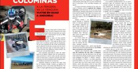 Colaboración con revista Temps Esport