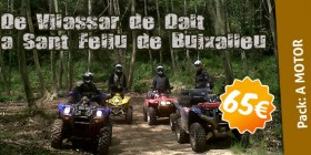 A SANT FELIU DE BUIXALLEU – 3 de junio de 2017