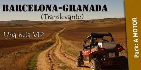 BARCELONA – GRANADA del 27 de abril al 3 de mayo de 2019