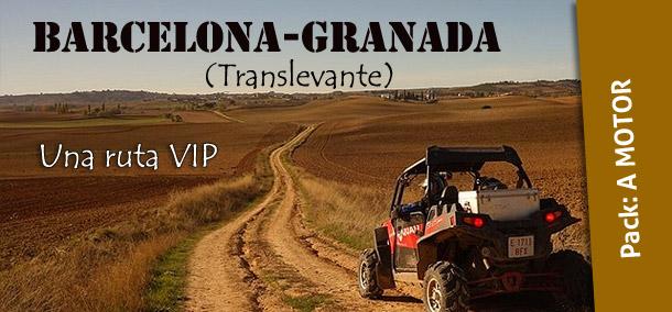 BARCELONA – GRANADA del 29 de abril al 4 de mayo de 2021