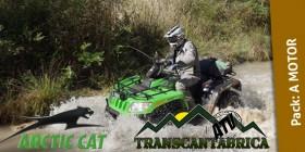 TRANSCANTÁBRICA – ARTIC CAT – del 20 al 24 de septiembre