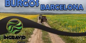 Burgos-Barcelona del 1 al 5 de mayo de 2019