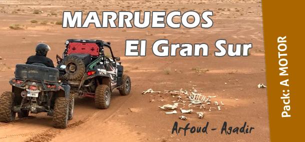 MARRUECOS, El Gran Sur del 10 al 16 de abril de 2021