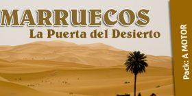 MARRUECOS, La puerta del desierto – del 11 al 19 de octubre 2019