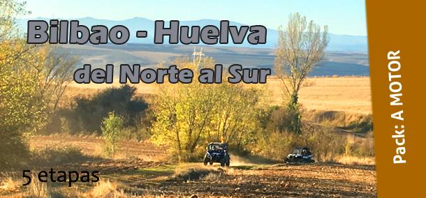 Bilbao – Huelva, del Norte al Sur del 12 al 17 de junio de 2021