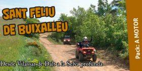 A MOTOR – RC10 RUTA A SANT FELIU DE BUIXALLEU