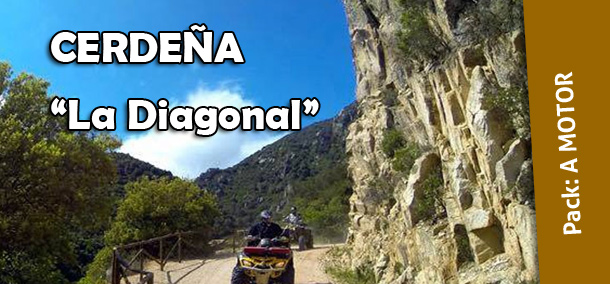 A MOTOR – RL15-B CERDEÑA, Tour de la Diagonal