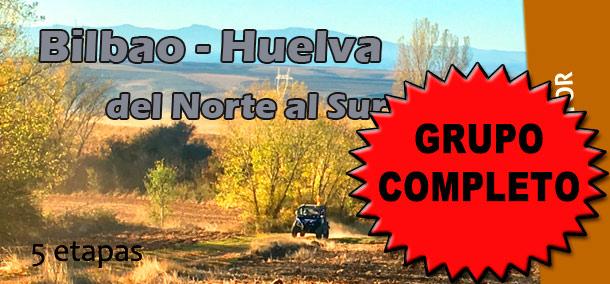 Bilbao - Huelva del Norte al Sur