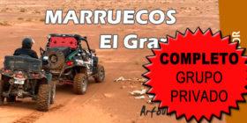 MARRUECOS, El Gran Sur – Del 28 de octubre al 4 de noviembre de 2018