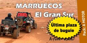 MARRUECOS, El Gran Sur – Del 13 al 19 de octubre de 2018