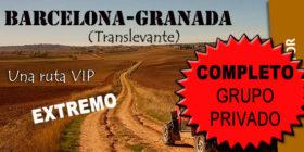 BARCELONA – GRANADA del 30 de noviembre al 7 de diciembre de 2018