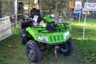 Fiesta del ATV con ARCTIC CAT 1 de noviembre de 2014